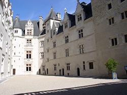 Cour d'honneur du château
