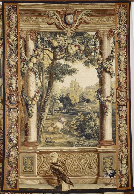 Tapisserie Château de Vincennes