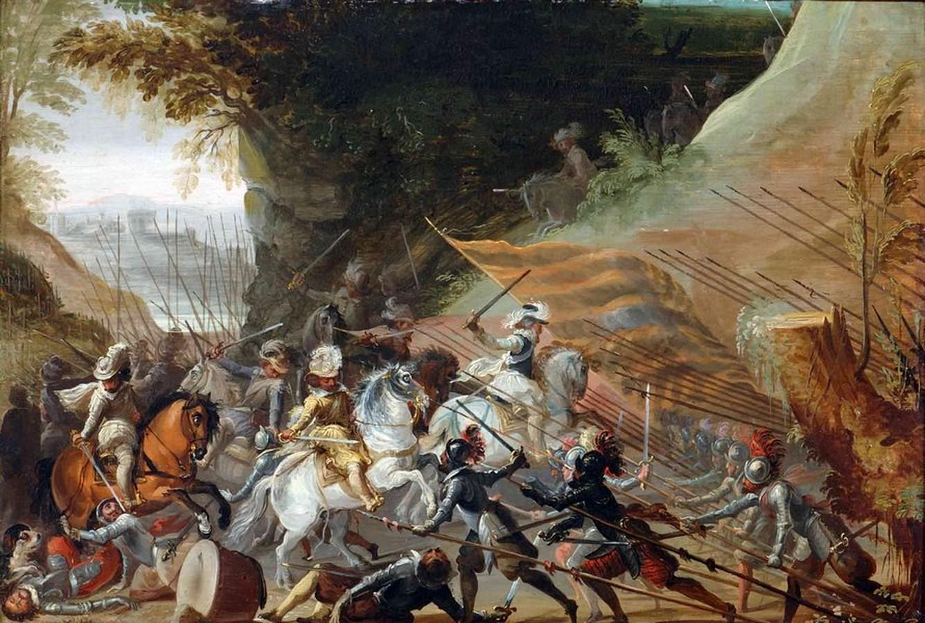 La bataille de Fontaine-Française (juin 1595)