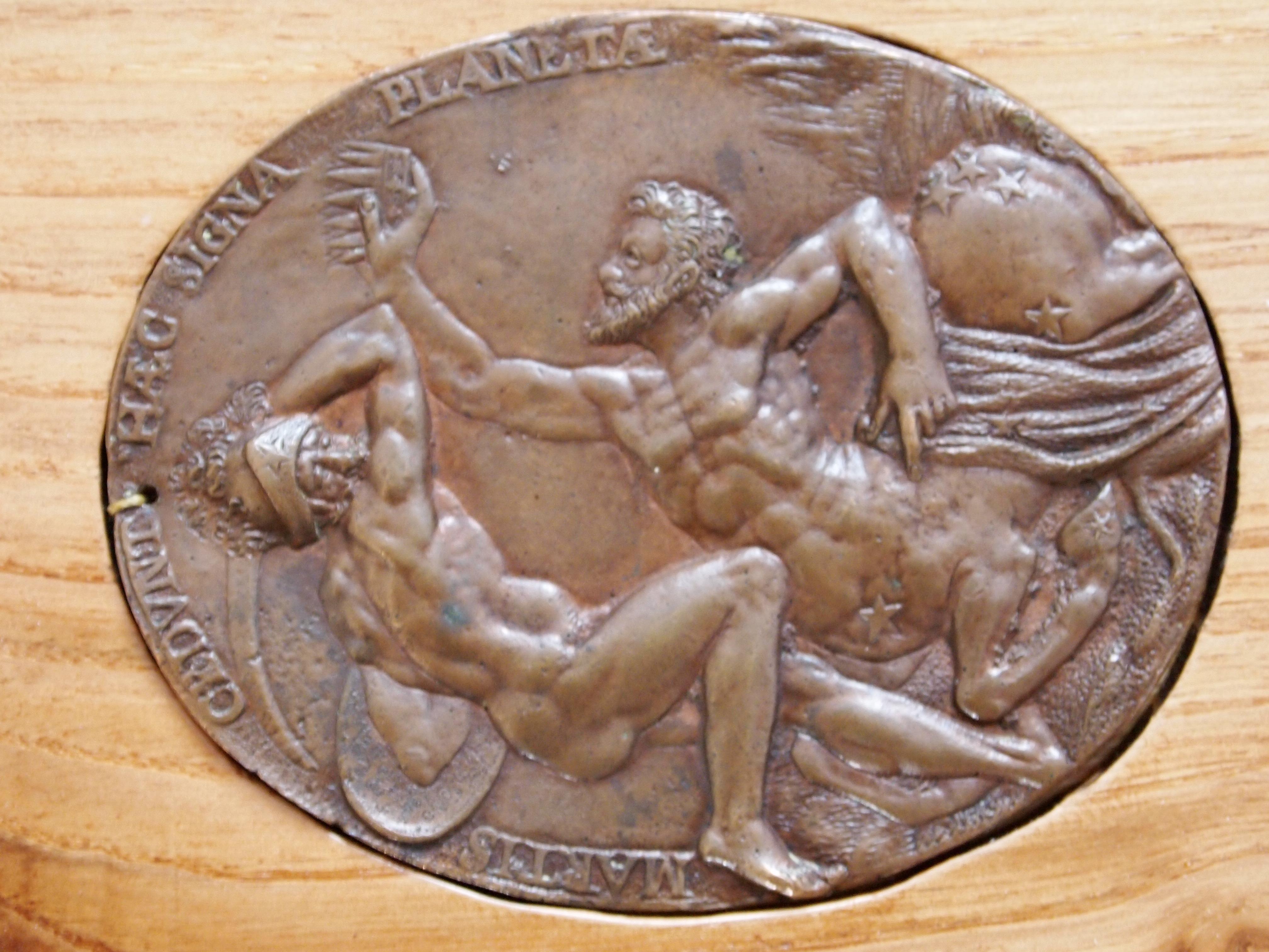 Médaille en argent commémorant la restitution du marquisat de Saluces par le duc de Savoie (Traité de Paris, 7 février 1600) par Guillaume Dupré