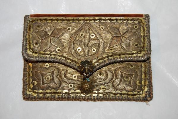 Porte-monnaie de l'Emir Abd el-Kader
